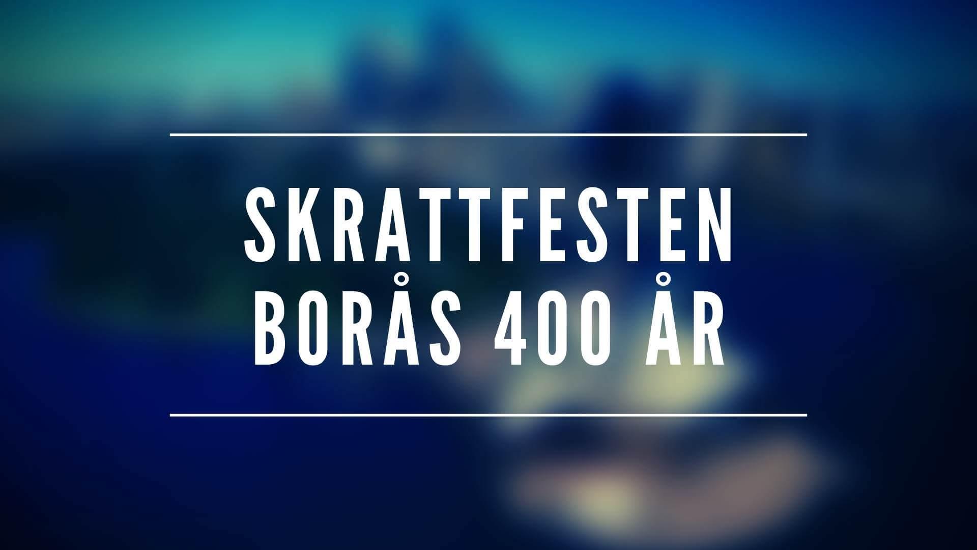 Skrattfesten 2021 - Borås 400 år, Scandinavian Artist
